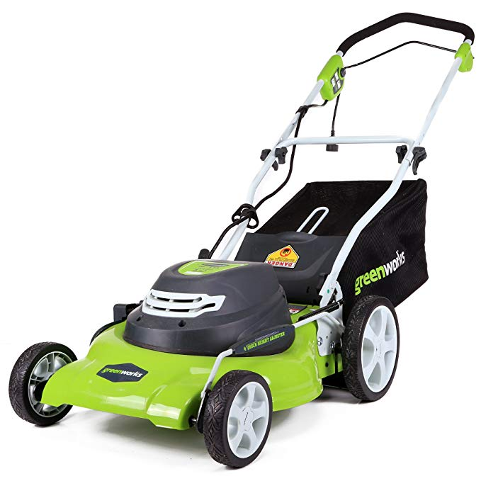 GreenWorks-20-Inch-12-Amp-Corded-Electric-Lawn-Mower