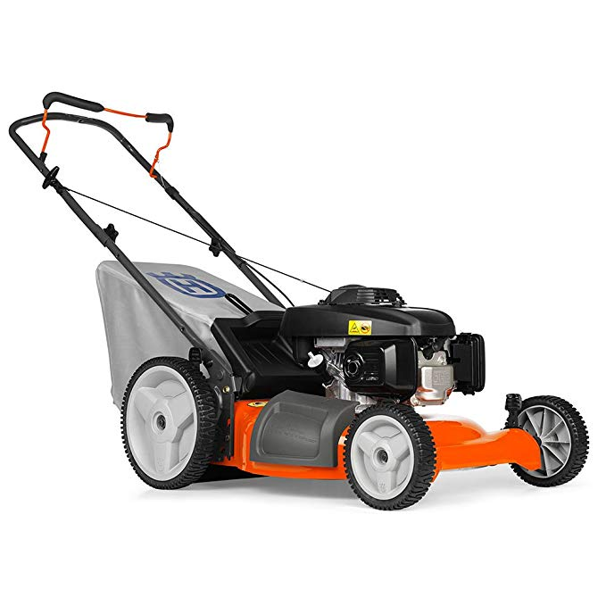 Husqvarna 7021P 160cc Honda GCV160 Gas Powered Push Lawn Mower
