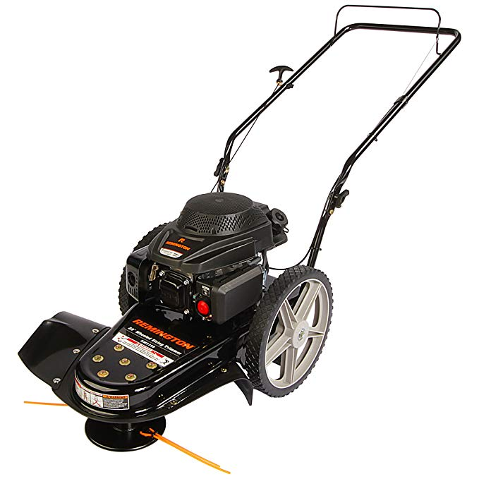 Remington RM1159 Walk-Behind High-Wheeled Lawn Mower